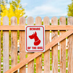 Beware of the dogs