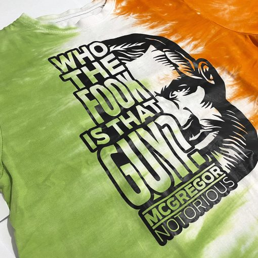 Tie Dye T-shirt Conor McGregor
