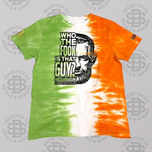 Tie Dye T-shirt McGREGOR