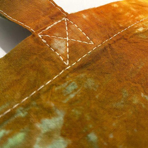 Tie Dye Canvas Tote Bags