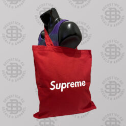 Supreme shopper bag