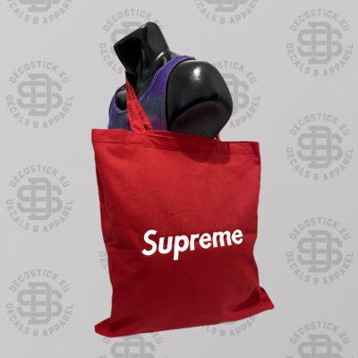 Supreme shopper bag