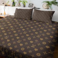 Pixel Style Luxury Brand Pattern