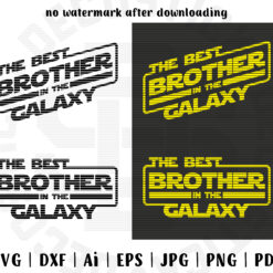 The best brother in the galaxy