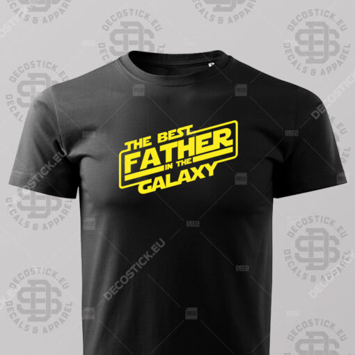 The best father in the galaxy